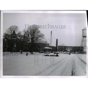 1961 Press Photo Ashtabula Country Home - cvb00979
