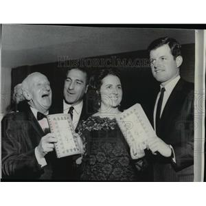 1967 Press Photo Mrs Frank Church - spa02981