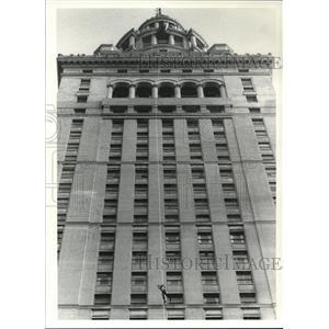 1980 Press Photo Union Terminal Tower - cva94483