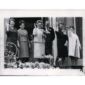 1965 Press Photo Prince Bernhard - spa01231