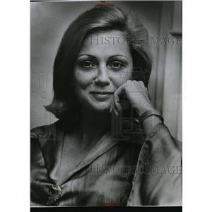 1977 Press Photo Susan Clough President Carter secretary - spa01497
