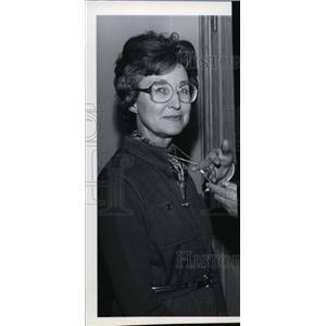 1979 Press Photo Mrs. Phillip Brooke, Jr. - spa01915