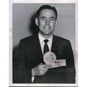 1958 Press Photo Lloyd Andrews Superintendent of Public Instruction - spa00764