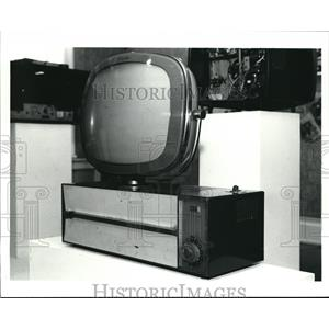 1990 Press Photo Philco predict a table top 1958 - cva95161