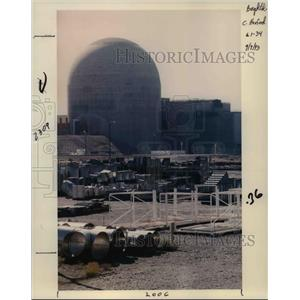 1993 Press Photo Hanford Nuclear Power Plant - orb26705