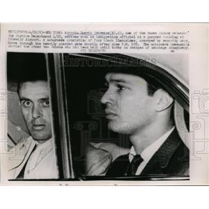 1963 Press Photo Antonio Suerio Cuban released the Justice Department