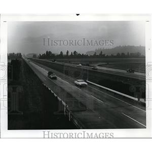 1968 Press Photo Willamette Valley fertile for agricultural use - orb61761
