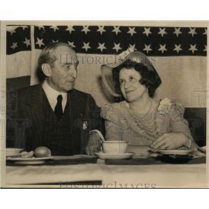 1938 Press Photo Major General John Byrne Society of American Wars - nee87130