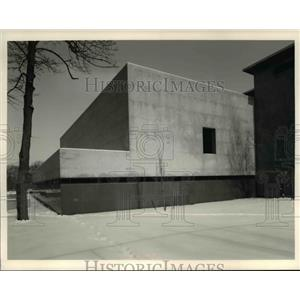 Press Photo The Window at the Back of the Cleveland Museum of Art's - cva89544