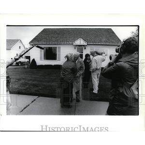 1989 Press Photo House Speaker Tom Foley - spa00476
