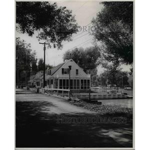1947 Press Photo Vermillion Lagoons, Ohio - cvb04146