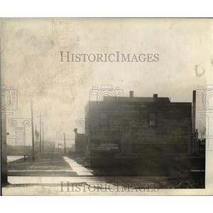 1937 Press Photo West 119th St. Showing Gambling Places - cvb02630