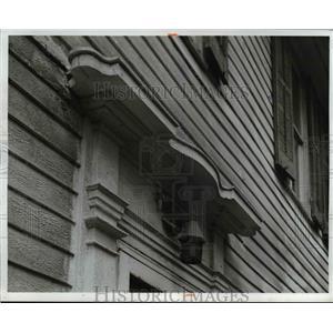 1968 Press Photo David Hudson house in Hudson, Ohio - cvb02254