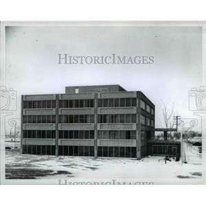 1967 Press Photo Commerce Park Square - cva91036