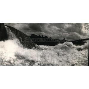 1906 Press Photo Historical River in Spokane - spx02852