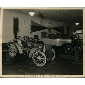 1931 Press Photo 1902 Automobile Built for Baron Rothschild in Reno Nevada