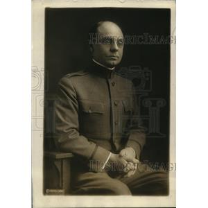 1919 Press Photo Lt Colonel Searle Harris US Medical Reserve Corps