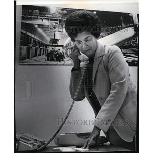 1979 Press Photo Lois Stratton - spa19434