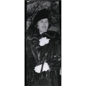 1941 Press Photo Mrs. Henry A. Wallace - spa20850