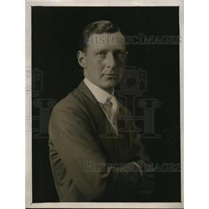 1928 Press Photo Viscount Knollys Engaged to Heiress Lady Coats - ney07962