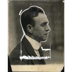 1922 Press Photo Paul F Godley on Radio - ney10459