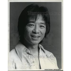 1979 Press Photo Randall Duk Kim, artistic director - mja13688