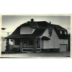 1985 Press Photo Patricia's Lounge at 5666 N. Teutonia Ave. - mja04345