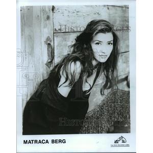 1994 Press Photo Matraca Berg, singer and song writer - mjp01332