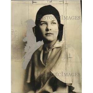 1934 Press Photo Helen Koch  - mja17672