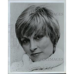 1975 Press Photo Karen Carlson, actress - mjp02792