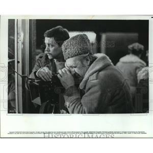 1982 Press Photo Polish filmmaker Andrzej Wajda - mjp01777