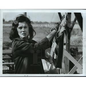 """1983 Press Photo Ann-Margaret stars in """"Who Will Love My Children?"""" - mja11380"""