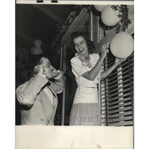1941 Press Photo Walter Clarkson - mja18455