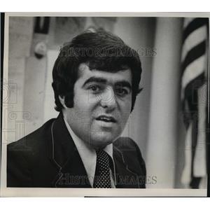 1977 Press Photo Thomas Balistreri, the assistant principal at 8th Street Junior