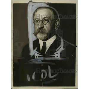 1924 Press Photo Captain Acoife - nef02188