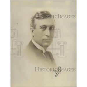 1910 Press Photo David Robertson Forgan, Banker - ney20222