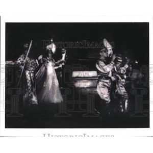 1939 Press Photo Charlotte Hardie, Queen of Twelfth Night Revelers, Mardi Gras