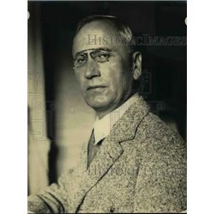 1922 Press Photo Ante Tresi? Pavi?i? - nef15135