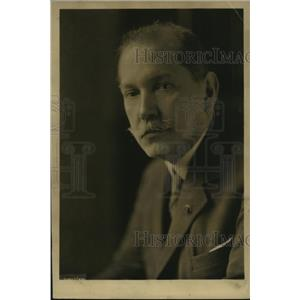 1924 Press Photo Dr. Cosme de la Torriente - nef23733