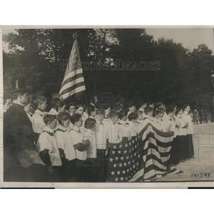 1912 Press Photo St Paulus Church Chicago - RRR91111
