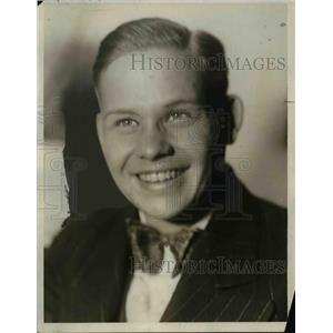 1927 Press Photo Jim Donahue - nef41723