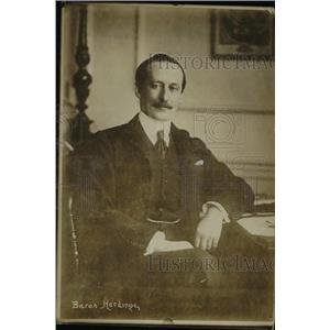 1918 Press Photo Baron Hardinge - nef39313