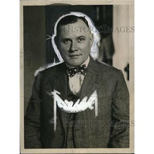 1919 Press Photo William Green of AFL - nef43760