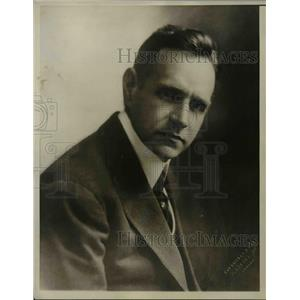 1930 Press Photo Dr Herrara Sotolonge Cuban attorney of Liberal Party