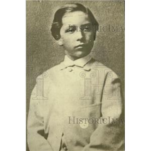 1918 Press Photo Kauser at the age of eight - nef53541