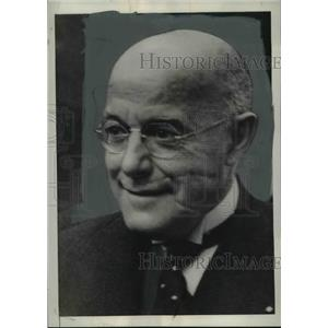 1934 Press Photo Dr. Hermann Roeschling - nef45304