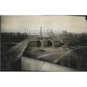 1905 Press Photo University of Pennsylvania founded by Ben Franklin - spx14963