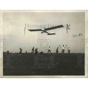 1923 Press Photo Arthur Heinrich Attempting Altitude Record Belleclaire CC