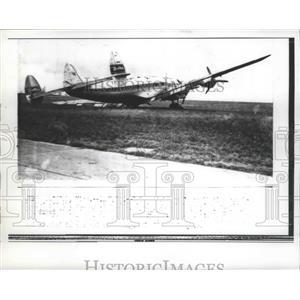 1957 Press Photo Delta Airplane Co. - nef67879