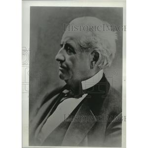 1867 Press Photo Hiram Sibley the Second President of Western Union - spx18348